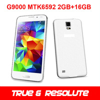 """MTK6592 RAM 2GB ROM 16GB Star G9000 S5 I9600 Octa Core Android 5.1"""" 1920*1080 IPS 13.0MP 3800mAh Battery Cell Phone Gift Case"""