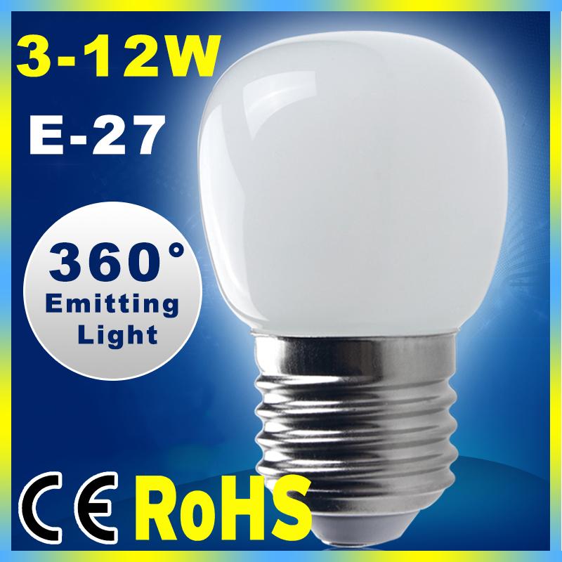New 2014 220V LED Lamp E27 3W 5W 7W 10W 12W Lights&Lighting Epistar SMD 2835 High Power Lampadas Energy Saving 360 Degrees Bulbs(China (Mainland))