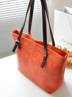 Korean fashion handbags shoulder handbags indentation new series Oracle handbags