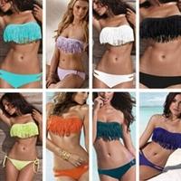 2014 new arrival women swim suits woman swimsuit bikini brazil tankini top push up swimwear swimming bathing suits for women