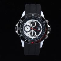 2014 New Fashion Casual Sport Watches Men Quartz Silicone Band Tag Hour Wristwatch Mens Military Army Watch Montre reloj relogio