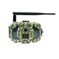Free Shipping!16GB+BolyGuard MG982K-10M MMS SMS GPRS email Hunt Trail Camera+6V Solar Battery