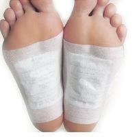 100packs=200pcs/lot Kinoki Detox Foot Pads Patches with Adhesive / No Retail Box(200pcs=100pcs Patches+100pcs Adhesives)