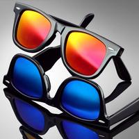 2014 New Wayfarer Sunglasses Women Brand Designer High Quality Coating Sunglasses Men 80s Retro Sun Glasses Oculos Gafas de sol