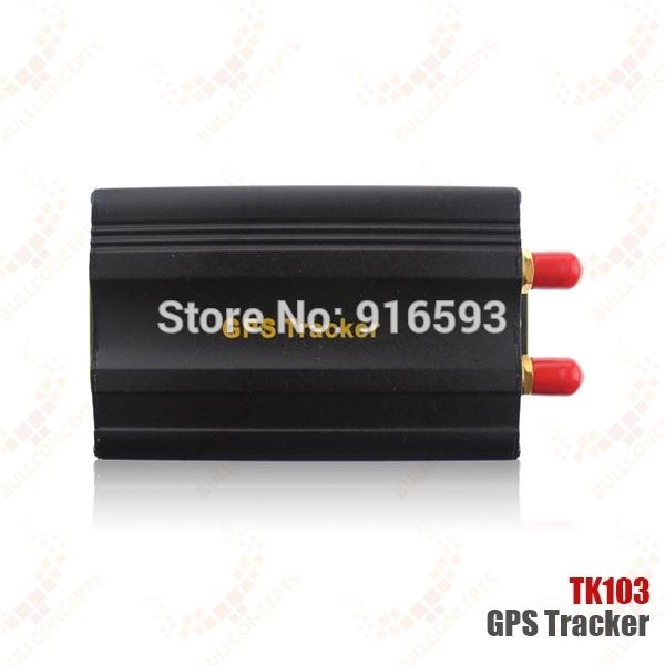 Car GPS tracker TK103 Cool Iphone APP Phone Tracking 4band Crawler GPS Portuguese manual optional Web&Free PC GPS Monitor system(China (Mainland))