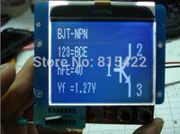 New 12864 LCD Transistor Tester Capacitance ESR Meter Diode Triode MOS NPN LCR Mega328