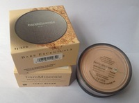 New Bare Minerals BareMinerals Matte SPF15 Foundation Loose Powder, fairly medium C20 6g with box (2pcs/lot)