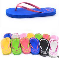 new 2014 FASHION brand UNISEX flip flops Comfortable Summer Beach platform slippers women casual sandals free shipping