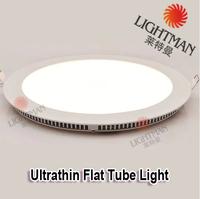 2014 New Style 6W/9W/12W/15W/18W/25W SMD 2835  LED Panel light  Downlights AC85V-265V Warm White/White