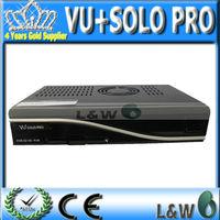 VU SOLO PRO VU+ SOLO PRO DVB-S2 HD Linux Enigma2 Satellite Receiver (NO CI Slot and Scart Connector) Free shipping