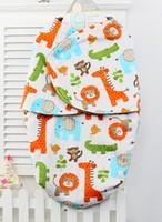 Increase Warm winter baby blankets cartoon designs newborn blankets swaddle ,  baby sleeping bag,newborn envelope bag