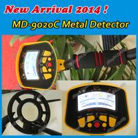 MD-9020C Metal Detector Gold Digger Treasure Hunter Free Shipping
