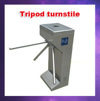 FREE SHIPPING DHL Full automatic turnstile, tripod turnstile ,Lead to brake Factory direct sale