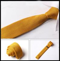 new 2014 fashion men necktie adult knitting slim neck tie men accessories  free shipping