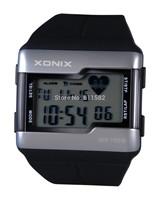 Xonix heart rate monitor watches digital multifunctional sports fashion watches waterproof 100M swimming watch Free Shipping