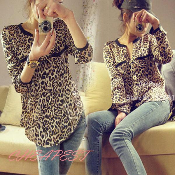 Женские блузки и Рубашки v Freeship C0102