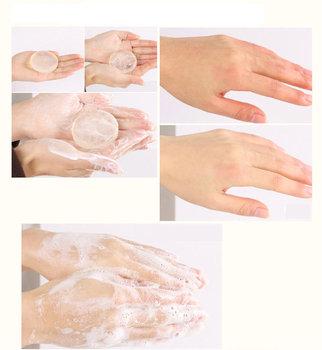 1 шт. Популярное 2014 природный активный фермент мыло гениталии отбеливание развести ...