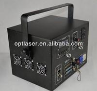 3 watt RGB  Full Color Laser Light