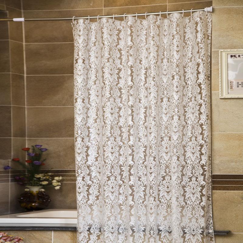 Aliexpress.com : Koop waterdicht douchegordijn peva badkamer gordijn ...