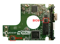WD HDD PCB logic board 2060-771801-002 REV A/P1 for 2.5 USB hard drive