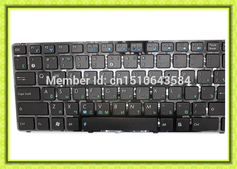 Клавиатура для ноутбуков ASUS A52 A53 F5 F7 K52