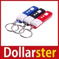 DollarSter Mini Keychain Projection LED Light Laser Time Digital Gadget Clock Projector Save up to 50%