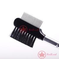 RedLeaf Eyelash Extension Beauty Supplies Brow Brush Lash Comb Worldwide free shipping