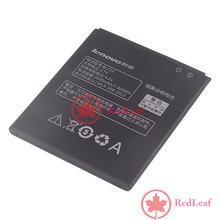 RedLeaf Original Lenovo S820 Smartphone Rechargeable Lithium Battery 2000mAh BL210 3 7V Worldwide free shipping