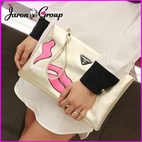 2014 vintage bag envelope bag women's handbag one shoulder day clutch bag Famous Designer Brands Purses and handbags Bolsas