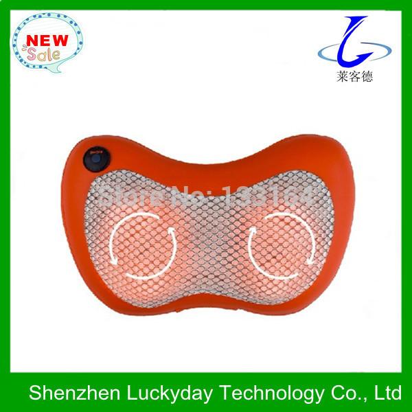Venda quente do carro elétrico massagem almofadas travesseiro(China (Mainland))