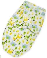 newborn babies swaddling coral fleece flowers, animals, baby blanket. single unisex blankets, envelope-style baby blankets