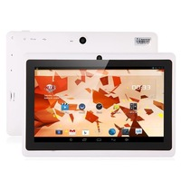 GDIPPO Q8H Tablet PC Dual Core All Winner A23 7 Inch Android 4.2 4GB Dual Camera White