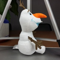Sale! New Frozen Anna Elsa Olaf Plush Toy Stuffed Olaf Plush Soft Doll High quality Anime Figure Classic Toysfor Baby Kids Gifts