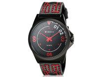 Ladies Dress watch Quartz  watches Leather watches  Strap analog   Men Women brand military Stylish  watches New 2014 CURREN