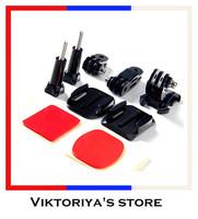 New Helmet Front Shoot Bracket Accessories ForGopro Hero Camera/SJ4000 WIFI/other Sport Camera