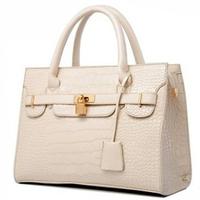 2014 new clutch crocodile pattern women handbags designers brand vintage women messenger bag totes PU leather Women leather bags