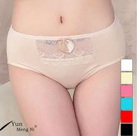 laced cotton women underwear ladies cotton panties new 2014 arrival cotton panties ladies underwear