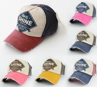 New 2014 Baseball Cap Women Snapback Hats Accessories Spring Cotton Letter Casual Hats Men Adjustable Vintage