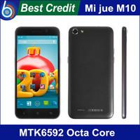 Original Mijue M10 M10C MTK6582 Quad Core Mobile Phone Android Smartphone 5.0 HD IPS Screen 1GB RAM 4GB ROM 13.0MP