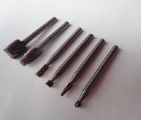6PCS/Set High Speed Steel Wood Cutter Machinery Finishing Accessories