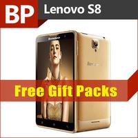 Original Lenovo S8 S898+ 5.3 Inch HD IPS MTK6592 Octa Core 2GB 16GB Android 4.2 Smart Mobile Cell Phone Gorilla Glass GPS 13.0MP
