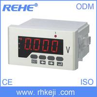 digital voltmeter 96*96mm  LED display rs485 modbus manufacturer