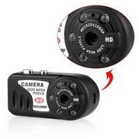 NEW 32GB 12MP FULL HD 1080P Mini Thumb DVR DV Camcorder Portable Hidden Digital Camera IR Night Vision Video Recorder 1920X1080