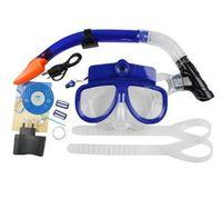 HD 720P 16GB Waterproof Diving Mask Camera Dive Sunglasses+Snorkel Snorkeling Underwater 30 Meter Digital Video DVR DV Swimming