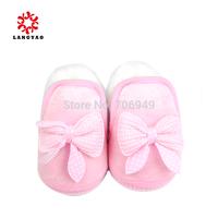 1Pair New 2014 Baby Shoes Prewalker Newborns Sapatos Kids Footwear Mothercare First Walkers Bebe Menina -- ZYA10 Wholesale