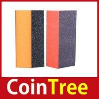 cointree Nail Art Tool Sided Sanding File buffing Block Sponge File Salon Buffer Manicure wholesale