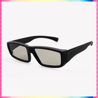 Circular Polarized 3D Glasses for 3D movie TV For Children Free Shipping