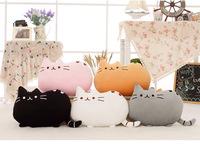 40CM Novelty item soft plush stuffed animal doll anime toy pusheen cat for girl kid;kawaii,cute cushion brinquedos,Free shipping