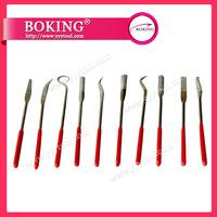 diamond needle files diamond tools set metalworking tool jeweler tools dremel accessories 10pcs/pack free shipping