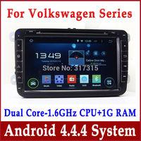 Android 4.2.2 Car DVD Player for Volkswagen VW Caddy EOS Golf Jetta Passat w/ GPS Navigation Radio BT DVR 3G WIFI Tape Recorder